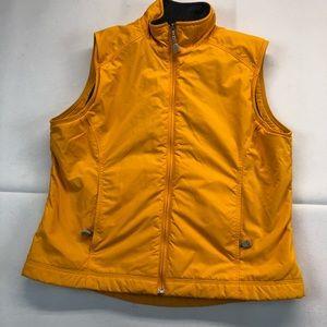 L.L Bean Color Mustard Vest SZ M